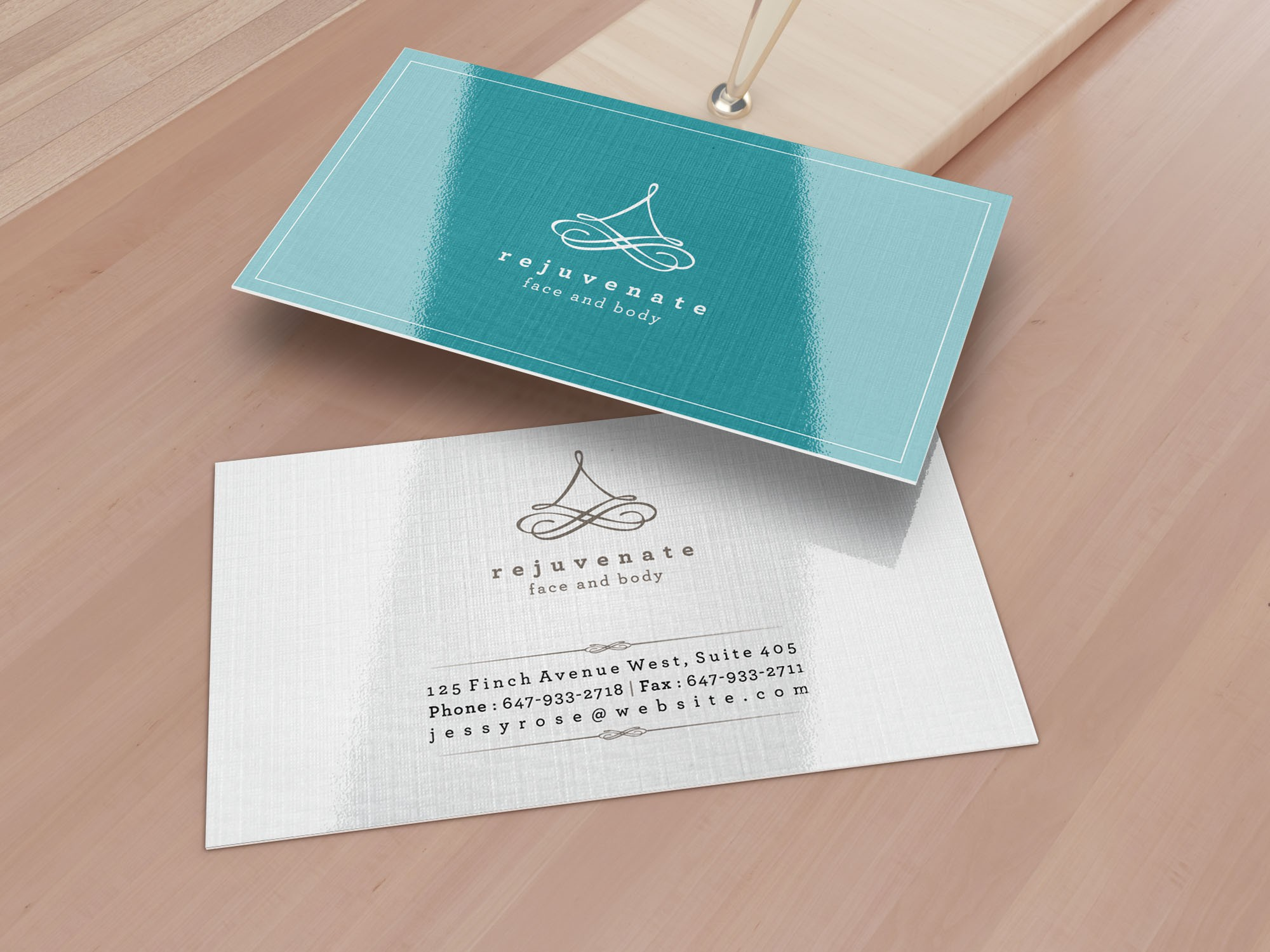 stationery for rejuvenate face and body