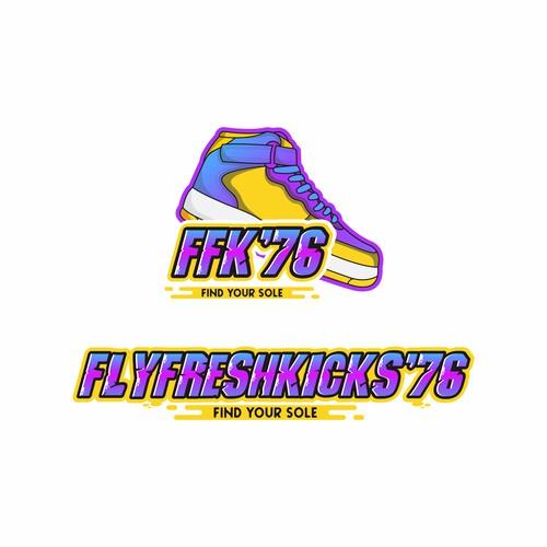FlyFreshKicks'76