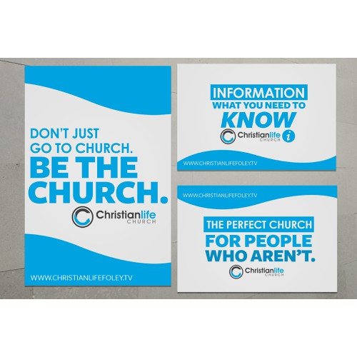 Create a sign package that WOWS!