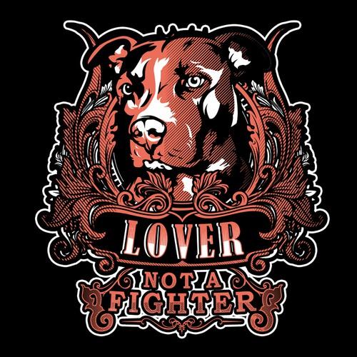 A shirt design for dog owner