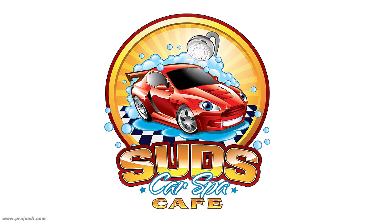 Create the next logo for Suds Car Spa