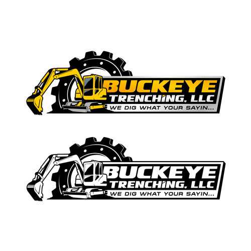 Excavation Company Looking for a sweet logo, our primary tool we use is a mini excavator.