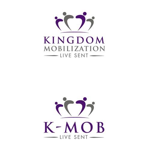 Kingdom Mobilisation - unused logo