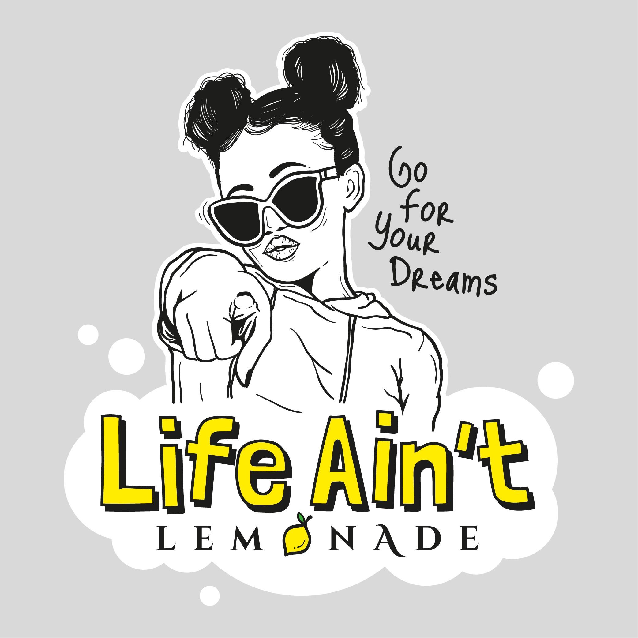 Young rapper needs logo for new Lemonade beverage brand