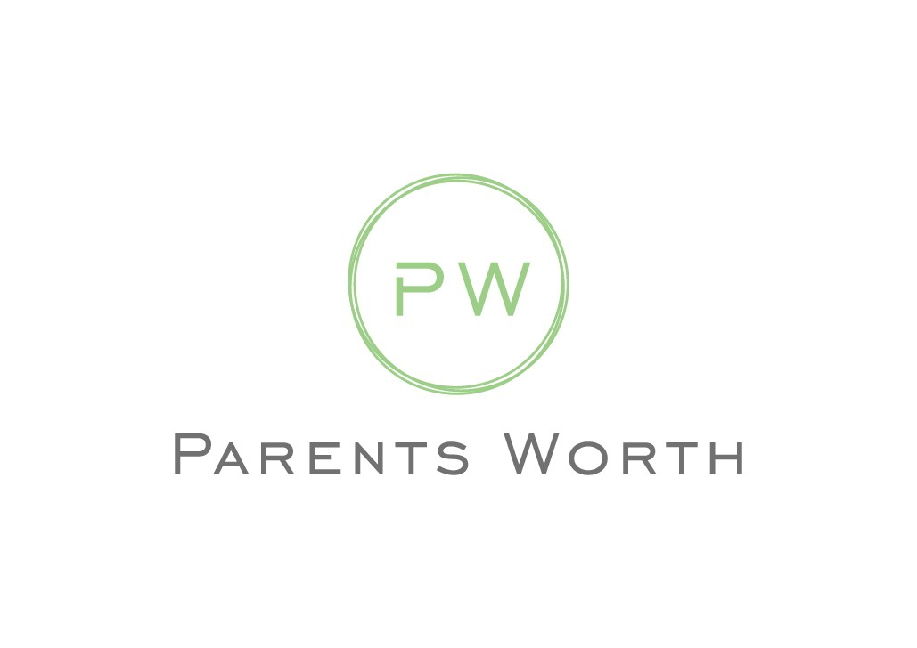 Logo for blog site catered to parents about babies, children, personal finance