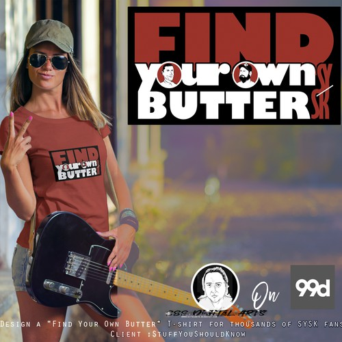 Find Your Own Butter III