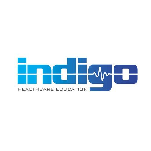 Indigo Healthcare Education Pty Ltd needs a new logo
