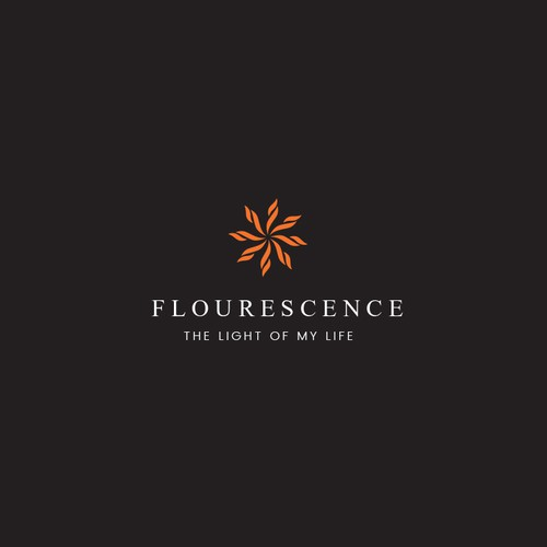 Logo for Flourescence
