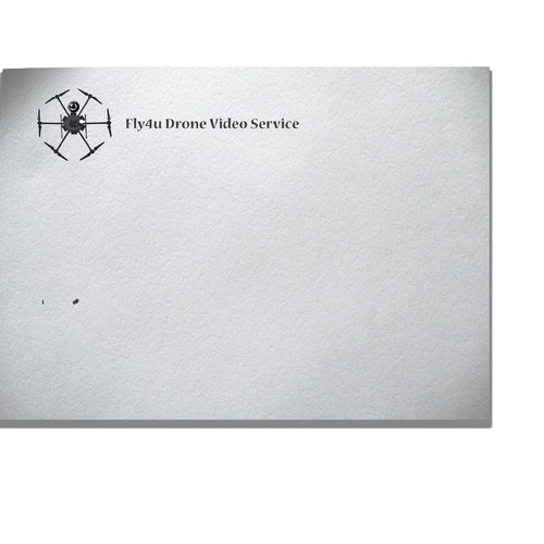 simple design for drone aerial video service