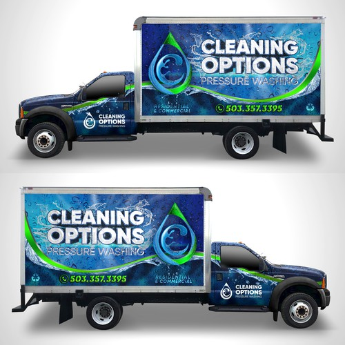 Cleaning Options Pressure Washing Inc