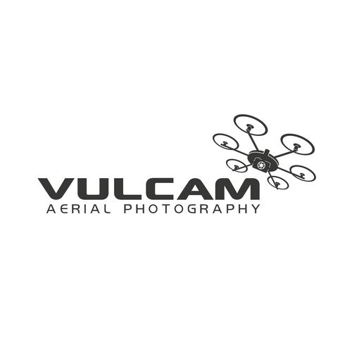 Create the next logo for VULCAM