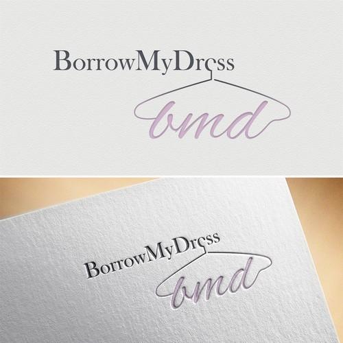 BorrowMyDress logo
