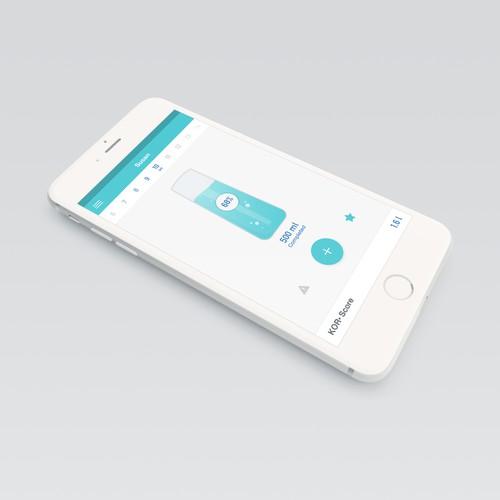 KOR+ Water Hydration App