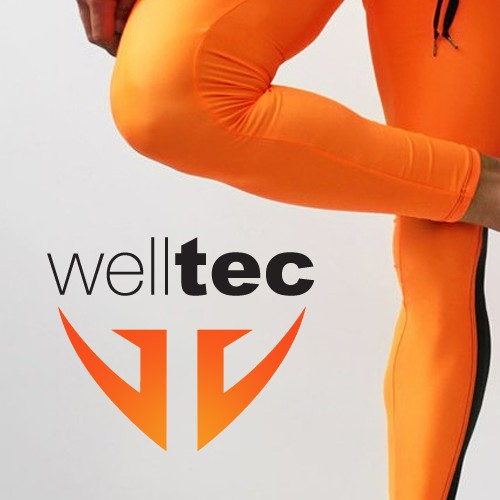 Create a design for cutting edge sports, fitness & wearable tech company.