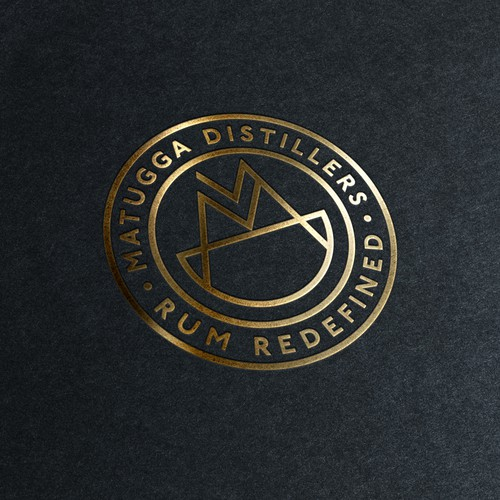 Logo for a Scottish Distillery