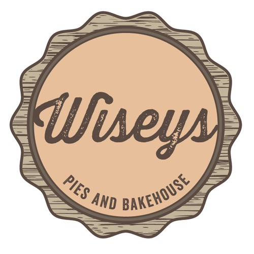 Design a classy Bakery/Cafe logo with a NZ influence of rustic timber, artdeco  vintage/retro look.