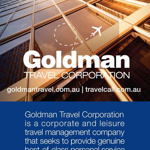 Banner for Goldman Travel Corporation