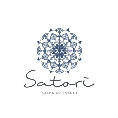 Logo for the salon