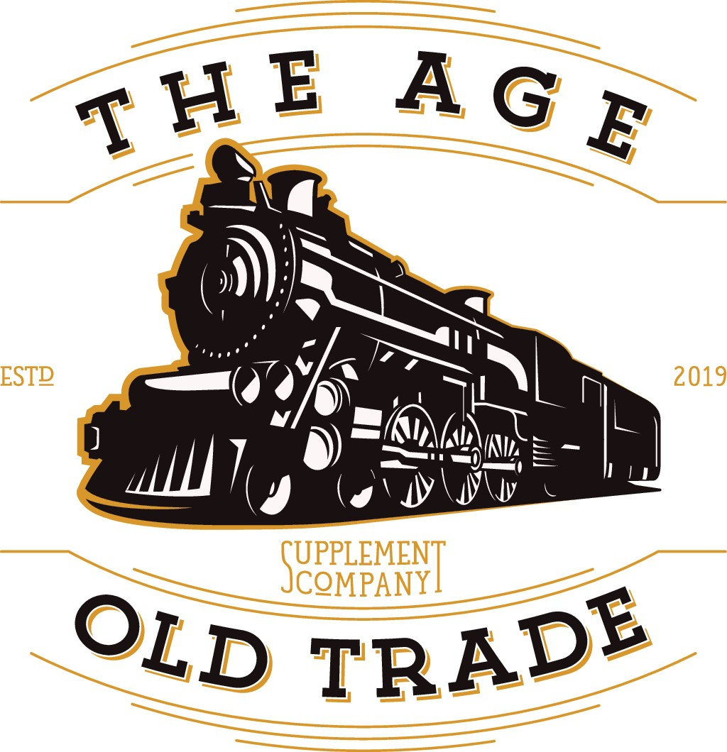 NEED: Modern/Vintage Supplement Logo