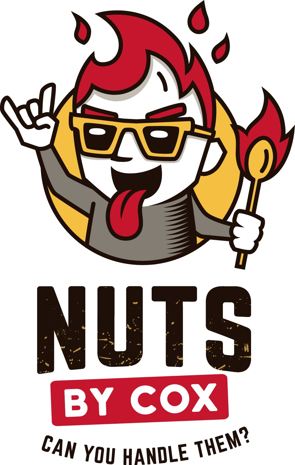 NUTS BY COX needs a logo