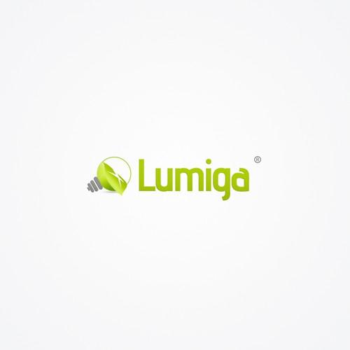 New logo design for Lumiga