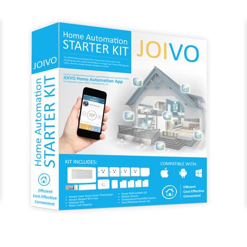 Smart Home Automation Identity Design