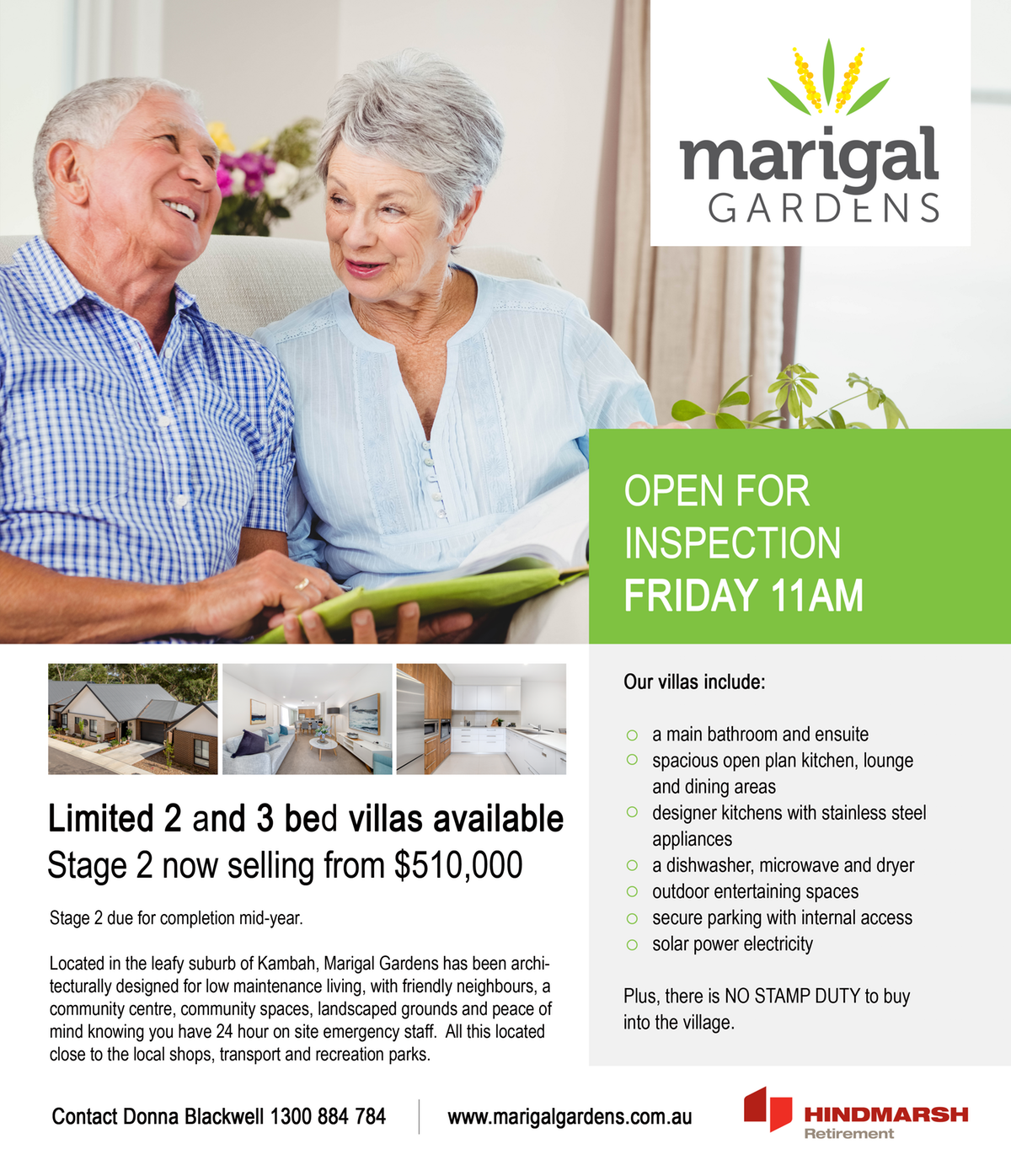Advertisements for Retirement Homes
