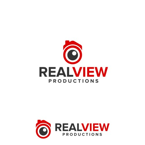 Real View Production Logo