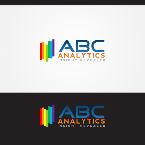 Logo design for new data analytics company