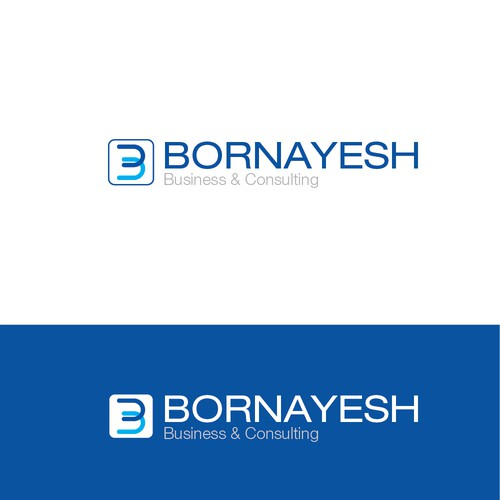 Bussines & Consulting Logo concept
