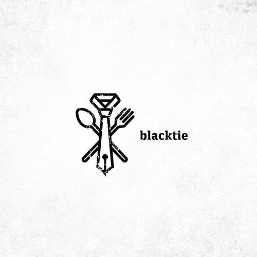 Logo for BlackTie