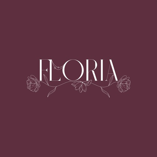 Logo for a jewellery and accessories start-up