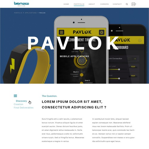 Agency Design Website