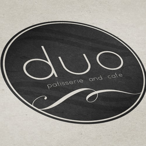 Help Duo Patisserie & Cafe with a new logo and business card