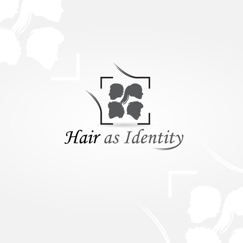 logo for Hair as Identity