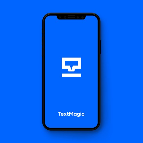 Logo Proposal for TextMagic