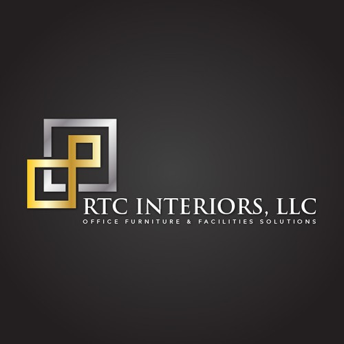 Create the next logo for RTC Interiors, LLC or RTC Interiors