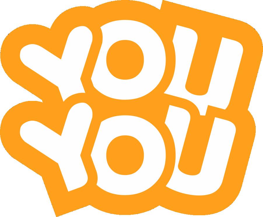 """Be You You, no one else will"" - Logo design"