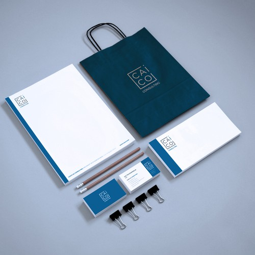 Stationary design for CAICO