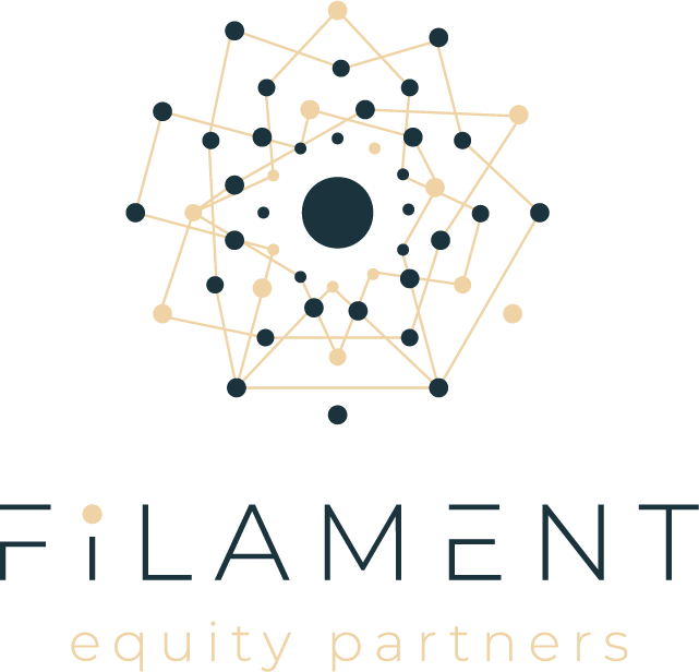 Galactic Filaments as theme for this company that helps other companies thrive!
