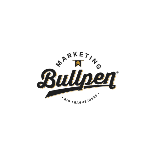 lettering for Marketing Bullpen.