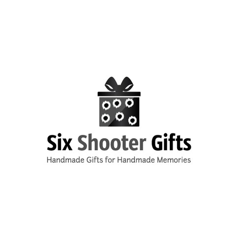 Help Six Shooter Gifts with a new logo
