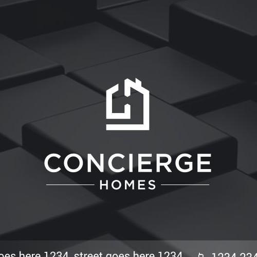 Logo for Concierge Homes