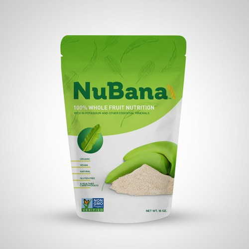 Packaging Concept For NuBanana