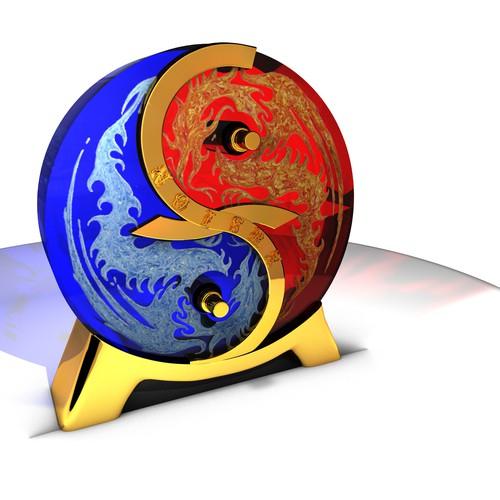 perfume Yin and Yang