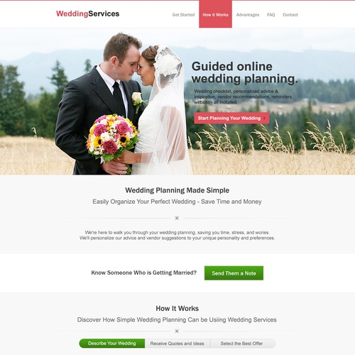 Wedding webpage - Clear requirements - Urgent and fast turnaround required - Enter ASAP for feedback