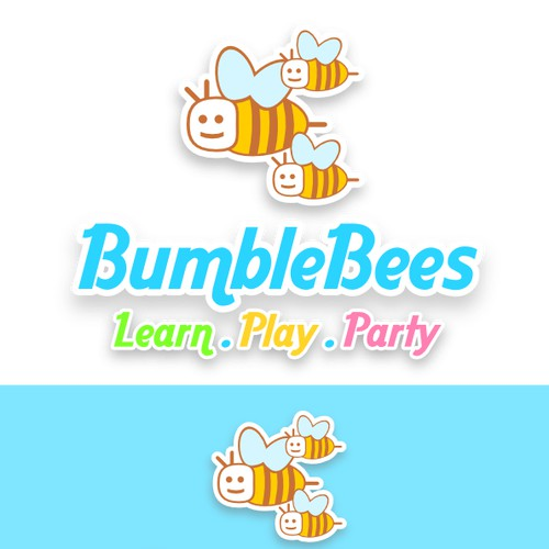 Bumblebees learn play party is looking for their first logo. Be part of our dream :)