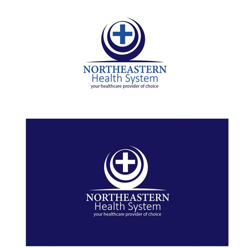 Create a winning logo for a hospital