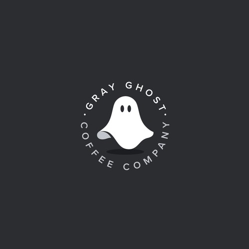 Spooky logo to appeal to premium coffee drinkers