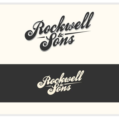 New logo wanted for Rockwell and Sons